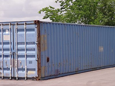 40 ft shipping container for pick up in SW houston area