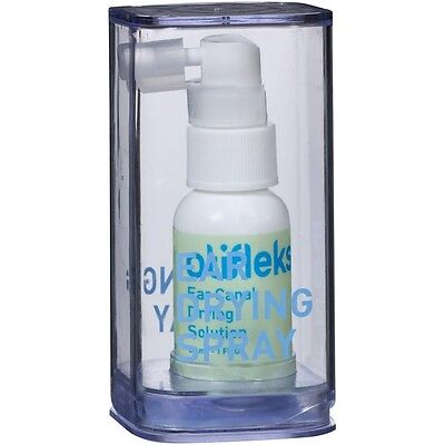 Otifleks Ear Drying Spray 30ML Designed to remove water within the ear canal