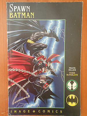 SPAWN - Batman VO image comics HS-EO-BE