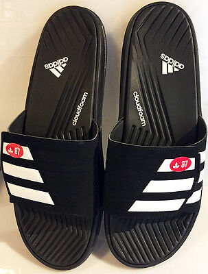 Sidney Crosby Pittsburgh Penguins Team Canada 2016 World Cup Game Worn Sandals