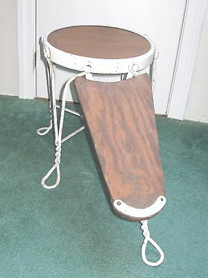 Vintage Shoe Store Foot Stool..Pick-Up Required