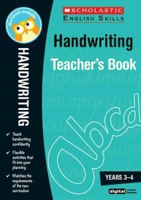 Handwriting Years 3-4: Years 3-4 by Pam Dowson (Mixed media product, 2015)