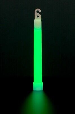Glow In The Dark Green Lanyard Neon Glow Stick Festival Fancy Dress Club Rave