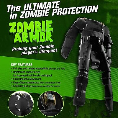 Paintball Zombie Suit