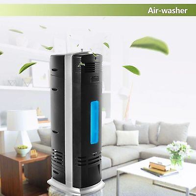 Fresh Air Purifier Carbon Filter Ionic Ionizers Home Bedroom Breathe Cleaner UK