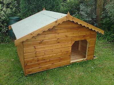dog kennel  for very large dogs. 6 X 4