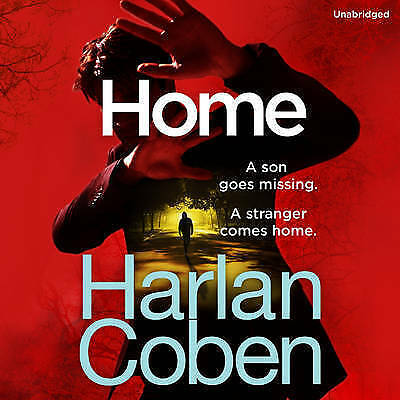 Harlen Coben--Home--8 Cd Audio Book  Brand  New Sealed