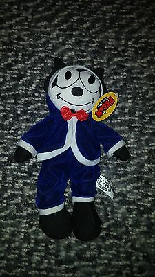 Felix the Cat Stuffed Animal New with Tags