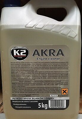 5 Litre Engine Parts Degreaser  Oil Grease Etc