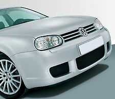Vw Golf 4 Mk4 Iv Full Body Kit R32 Look Front & Rear Bumper & Side Skirts