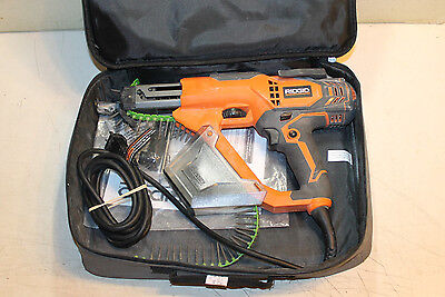"""RIDGID R6791 DRYWALL & DECKING COLLATED SCREWDRIVER - 1"""" to 3"""""""