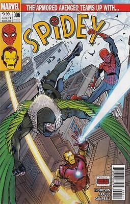 Spidey #6 2016 Marvel Comics