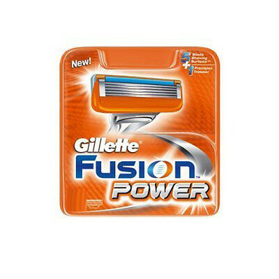 Gillette Fusion Power Men Shaving Razor / Blades (Choose from Drop Down