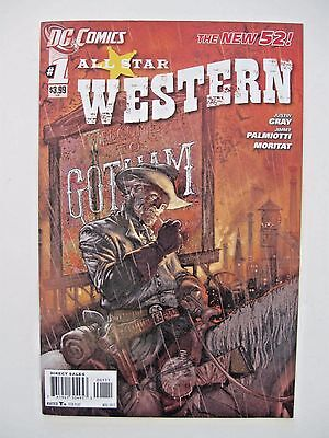 *All Star Western (New 52) 1-34 LOT NM- condition ($136 Cover)