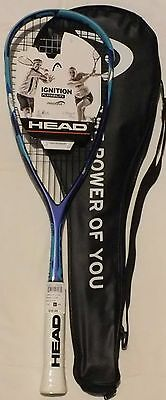 NEW HEAD Ignition 120 Squash Racquet