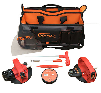WRD Pro6 System 2-in-1 Base Kit 150 Fiber Line Glass Removal Tool