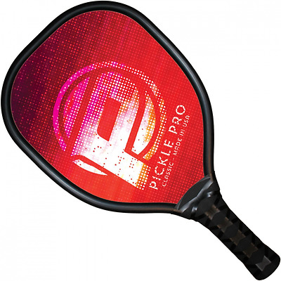 Pickle Pro Composite Pickleball Paddle (Red)