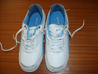 Womens Blue and White Bowls Shoes BRAND NEW UK SIZE 6