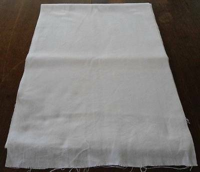 5 Yards Vintage Huck Towel Fabric Kitchen Dish Toweling Yardage Cotton