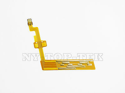 New Lens Focus Aperture Flex Cable For Canon 18-55mm EF-S 18-85 mm IS w/Adhesive
