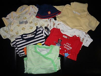 lot bulk baby boy clothes size 00  3 - 6 months t shirts long short sleeve