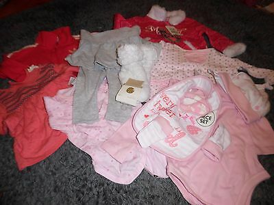Bundle Baby Girls Size 00-0 New With Tags/preloved - Country Road/mambo