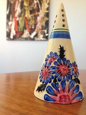 Clarice Cliff Original Conical Sugar Sifter