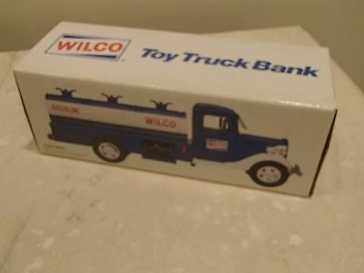 New Vintage Wilco Toy Truck Bank - Made In Hong Kong