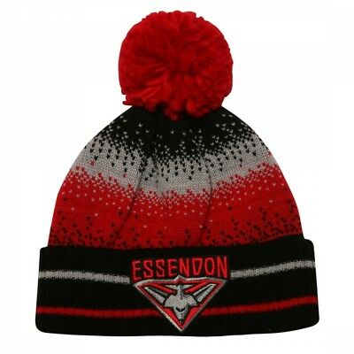 Essendon Bombers Official AFL Youth Supporter Beanie