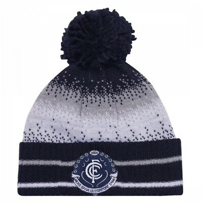 Carlton Blues Official AFL Youth Supporter Beanie