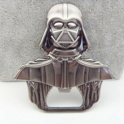 Novelty Mini Metal Hot Film Lord Darth Vader Wine Beer Drink Bottle Opener Gift