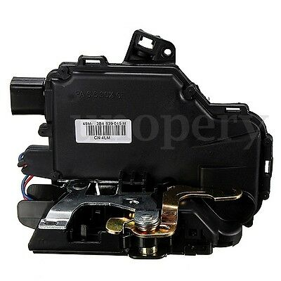Rear Left Door Lock Mechanism Motor Actuator For Vw Polo Passat B5 3B4839015A Uk