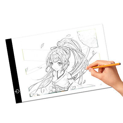 "15.7"" LED Artcraft Tracing Light Pad Light Boxes For Artists, Drawing, Sketching"