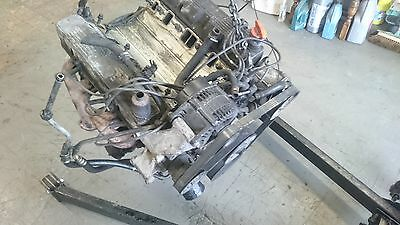 LAND ROVER DISCOVERY 1  3.9 V8 ENGINE 117000. Miles serpentine type 1998 R