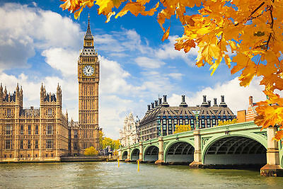 REDUCED £125 pp  A two-night 4* London stay with daily breakfast,return train +