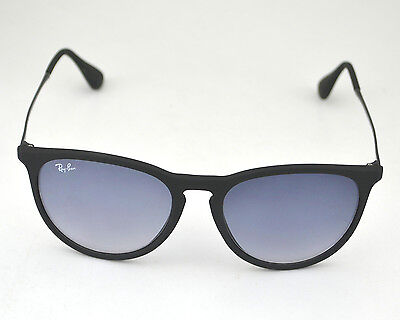 Ray Ban RB4171 Erika 622/8G Black Frame/ Grey Gradient Glass Lens Unisex