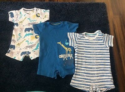 M&S Baby Boy Clothing Bundle 3-6 Months Marks And Spencer