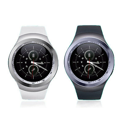 Y1 Bluetooth Smart Watch MTK GPS SIM SMS Phone Mate Pedometer Sprorts Fitness
