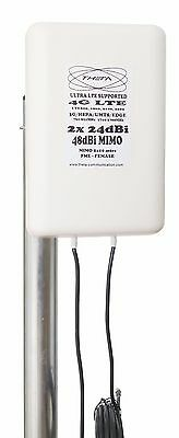 Mobile Broadband Antenna Aerial Booster 4G LTE MIMO TP-LINK TL-MR6400 AC750 SMA
