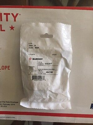 New Sealed BURNDY MD6 MD7 Type W 2crt 2awg Crimping Die.