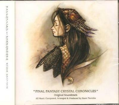 MICA-0004-5 Final Fantasy Crystal Chronicles Original Soundtrack Miya Records CD