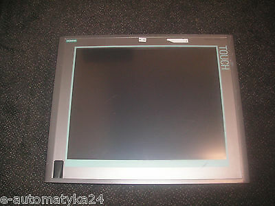 """Siemens Simatic Panel PC 19"""" T677/877 Touch A5E00747056"""