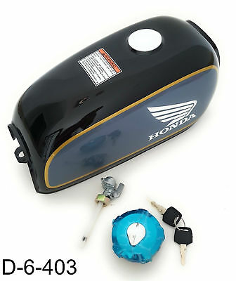 fuel tank for honda benly CD50 CD70 with fuel stop & petrol cap high quality