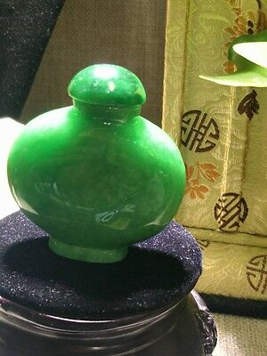 Antique Natural Jadeite Pendant  From Qing Dynasty