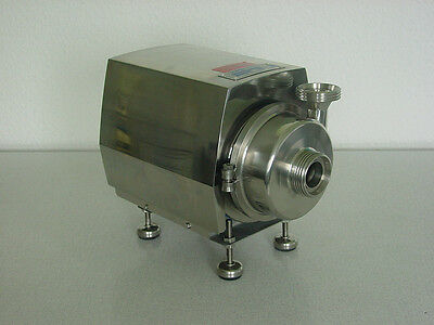 KPA KN2 Hygienic centrifugal pump in 316L stainless steel
