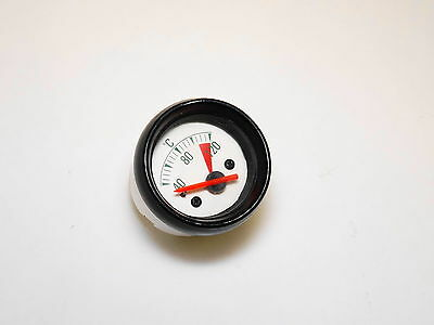 Aprilia AF1 RS 125 Cockpit Temperaturanzeige Dashboard Thermometer - 91-95