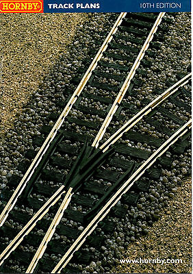 Hornby Track Plans - 10th Edition