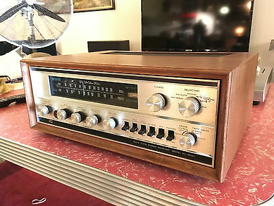 Pioneer Sx 1500T Receiver Amp, First Fet, Walnut Case Vintage, Classy +  Postage