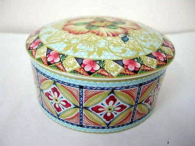 SPODE BONE CHINA Secret Box SUMATRA PATTERN