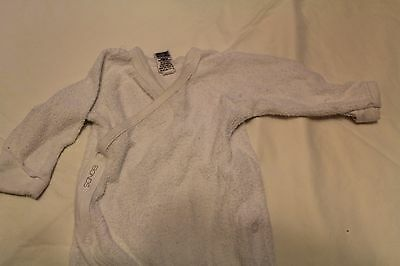 Bonds baby Luxe Bamboo Coverall size 0